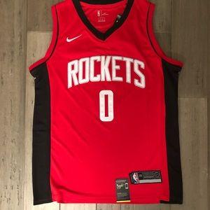 Russel Westbrook Houston Rockets jersey